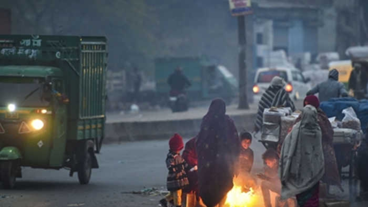Sikar records lowest min temp of 5.4 degrees C