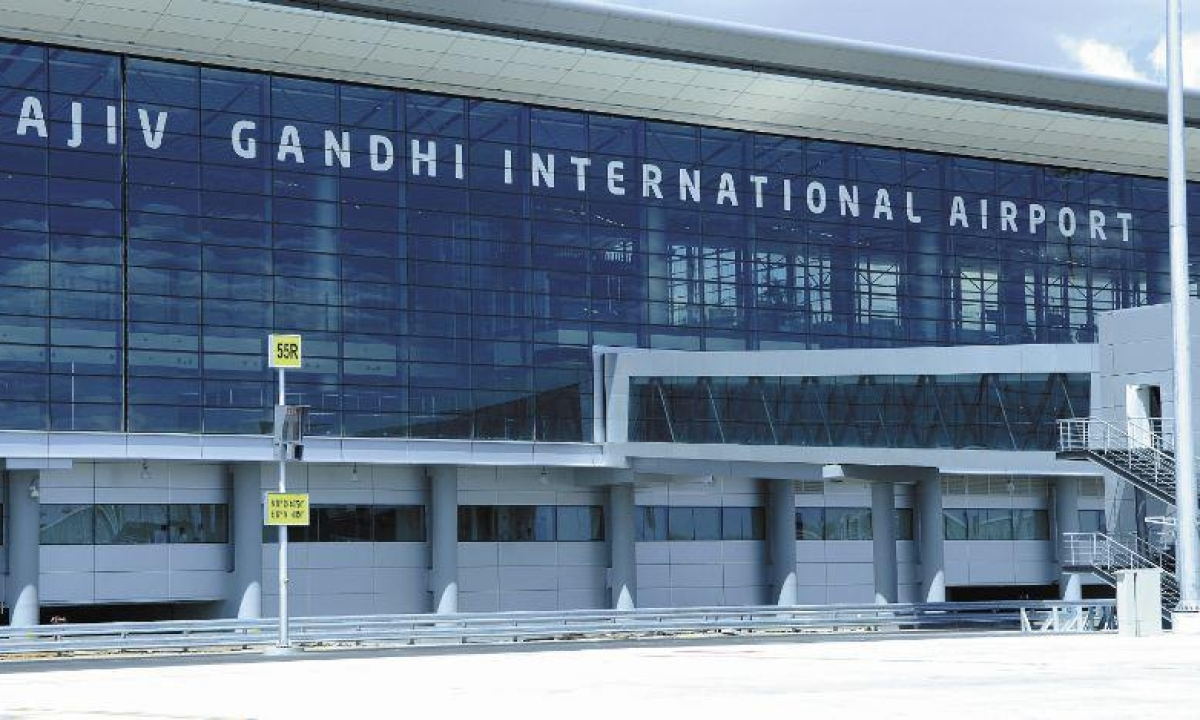 AIU sleuths seize 133.5 gms of gold worth over Rs 5.4 lakh from air passenger at RGIA