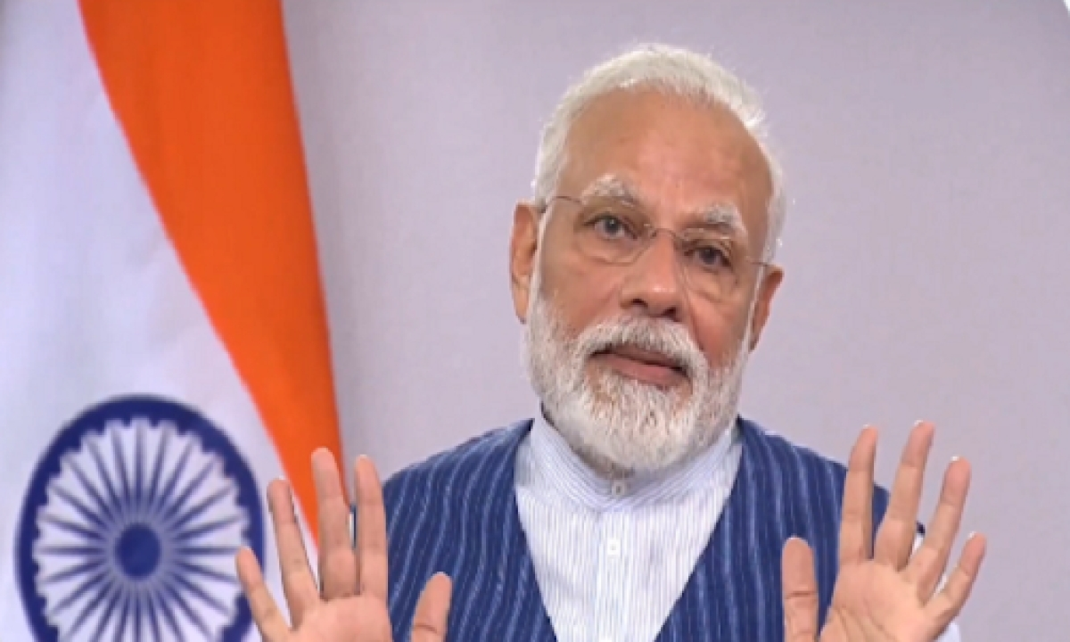 Kashi can guide the world to fight Coronavirus: PM