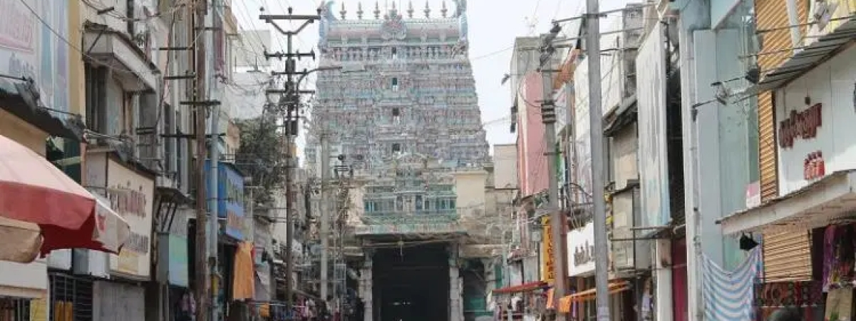 TN temples closed for darshan