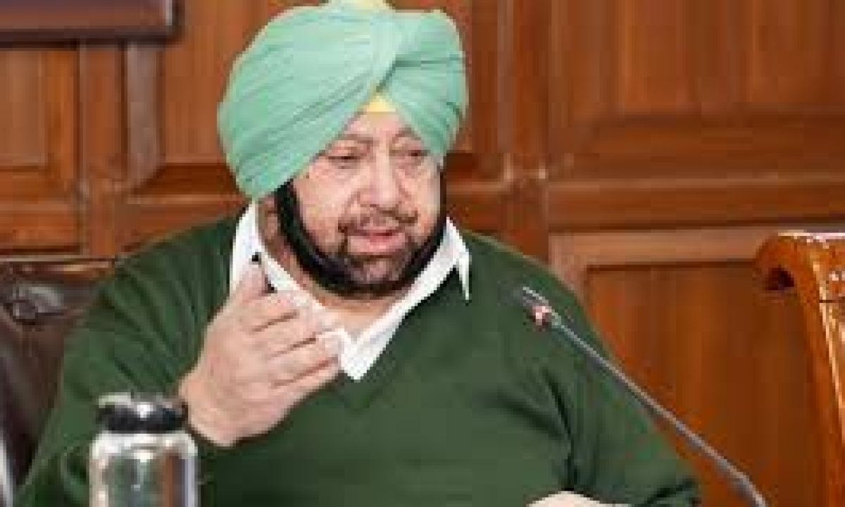 Young enough to contest next polls: Capt Amarinder