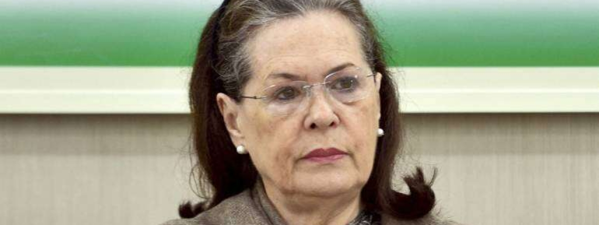 Sonia to PM, entire nation united