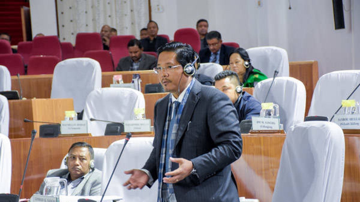 Meghalaya Assembly adjourned, educational institutions shut as preventive measure