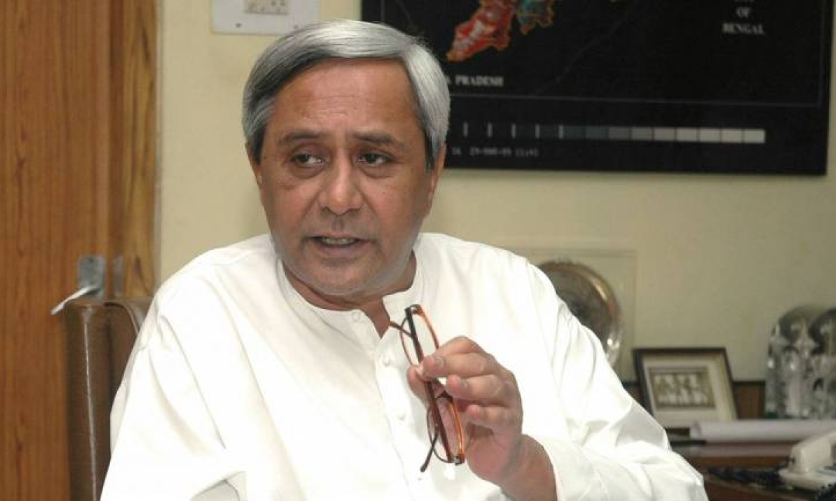 Naveen announces names of four BJD candidates for RS election