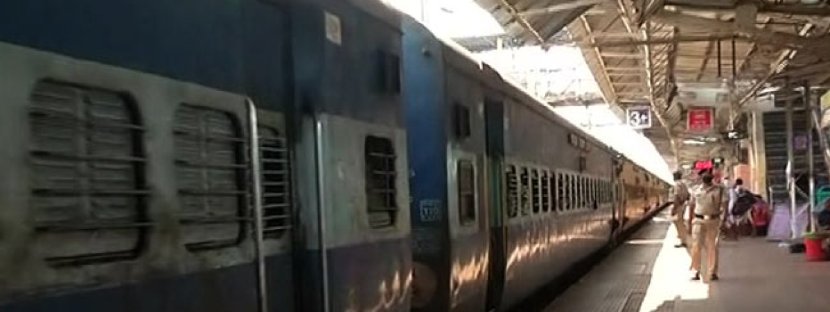 Passenger trains cancelled till March 31