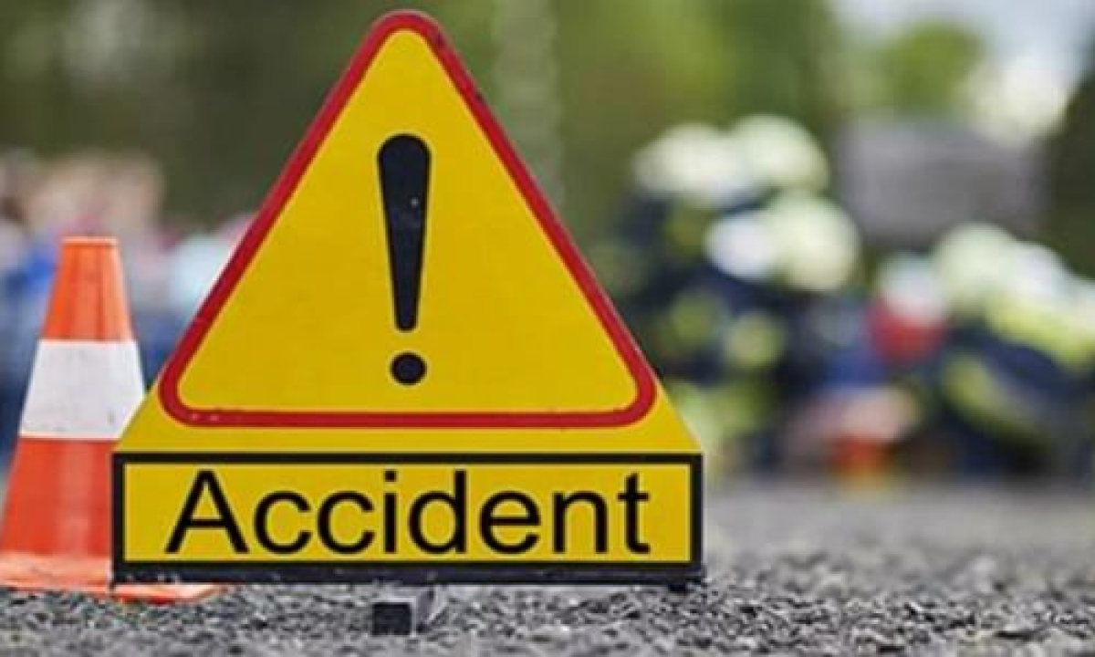 Two women killed in road accident