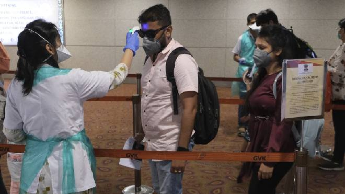 Family members of COVID 19 positive patient quarantined in AP