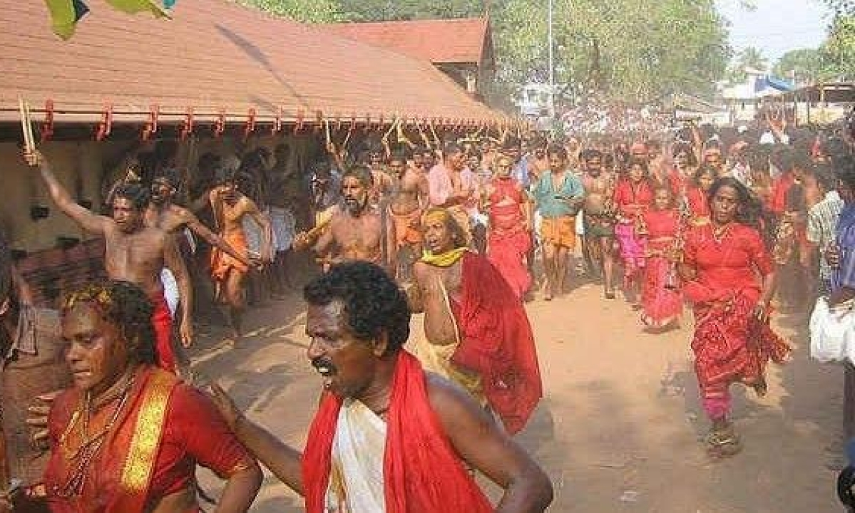 Section 144 imposed at Kodungallur temple