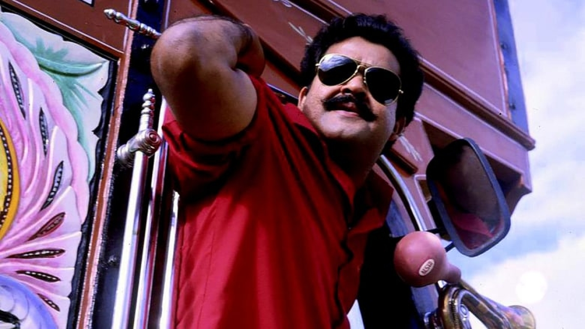 Mohanlal's Adu Thoma to revisit as 'Spadikam' to be relaunched after 25 years