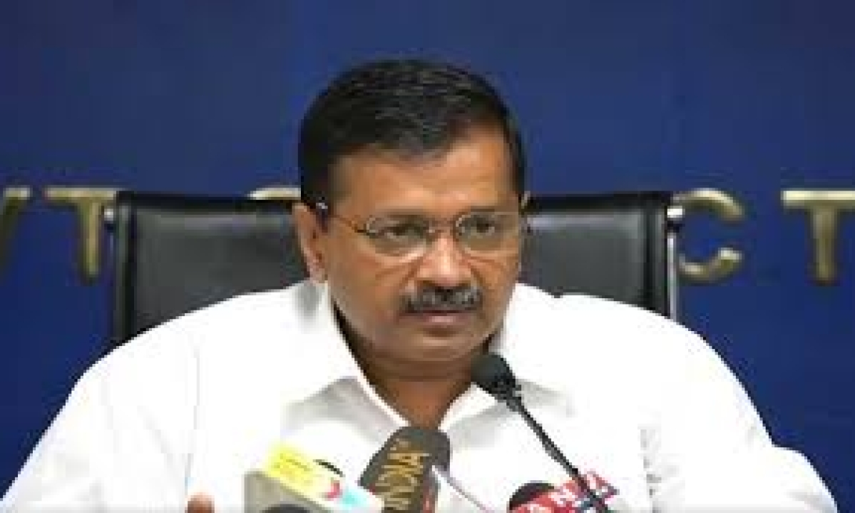 No gathering of more than 5 people to be allowed in Delhi: Kejriwal