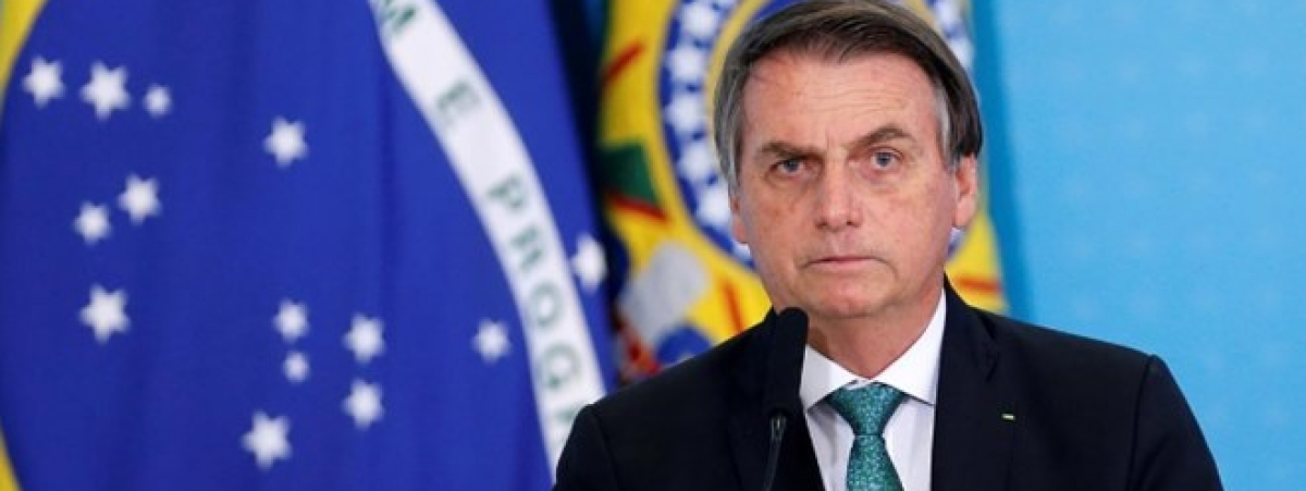 Brazilian President hopes COVID19-hit country will return to normal life
