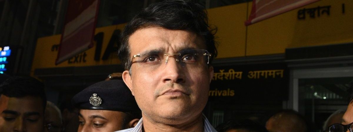 COVID-19: Never thought would see my city like this, says Ganguly on lockdown