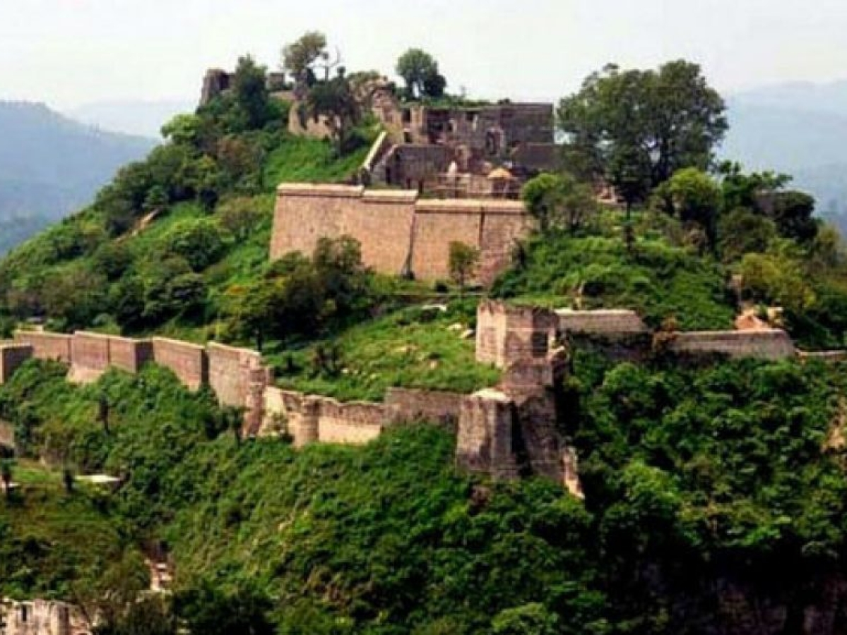 COVID-19: Kangra Fort, other ASI monuments closed for visitors