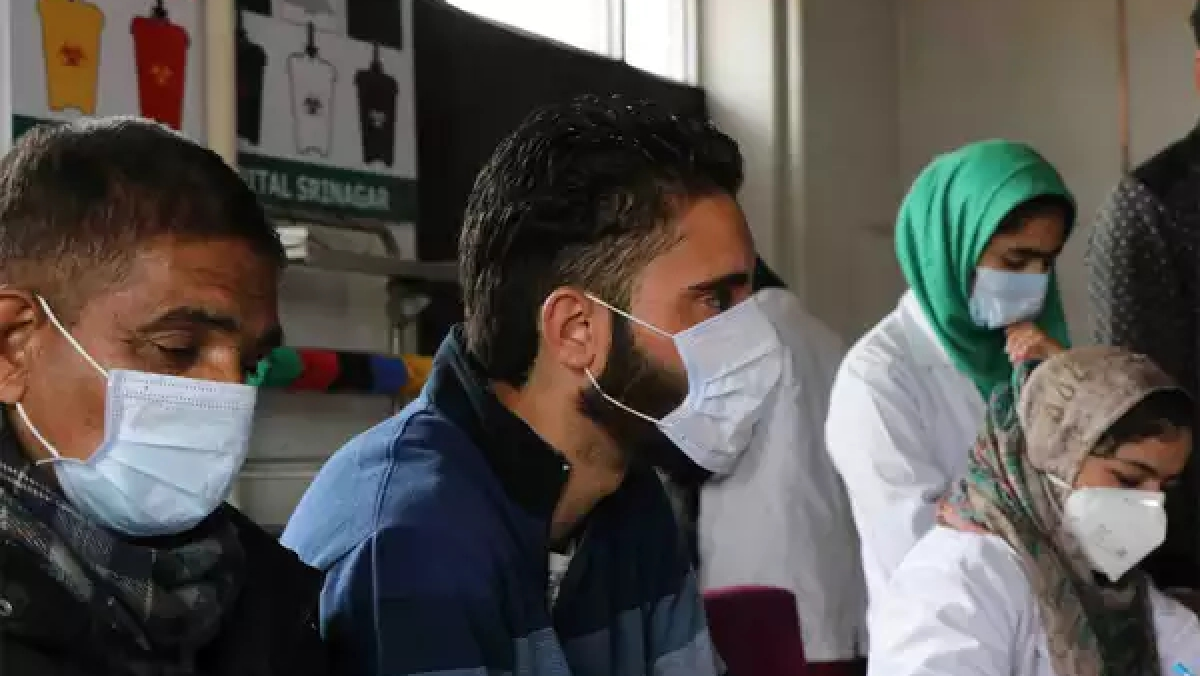 12 people from Kyrgyzstan in AIIMS for coronavirus test