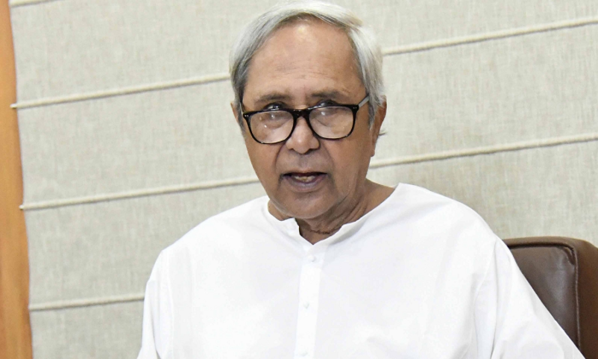 Naveen announces assistance for BSF cop deployed in Malkangiri