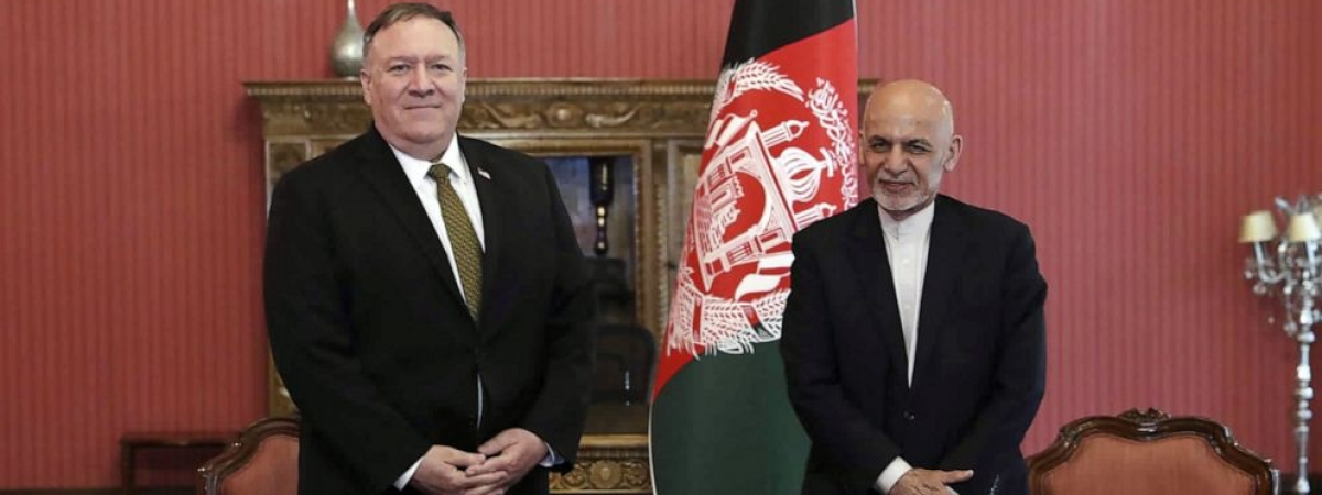 Pompei in Kabul to revive peace talks