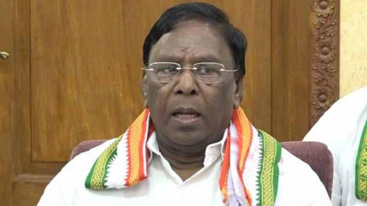 Pondy CM chairs corona preparedness meeting