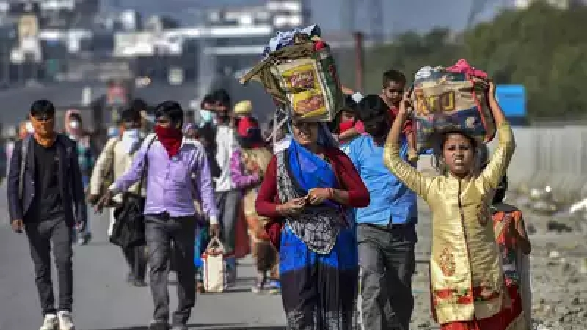 Focus on the supply of essentials, migrants in Assam
