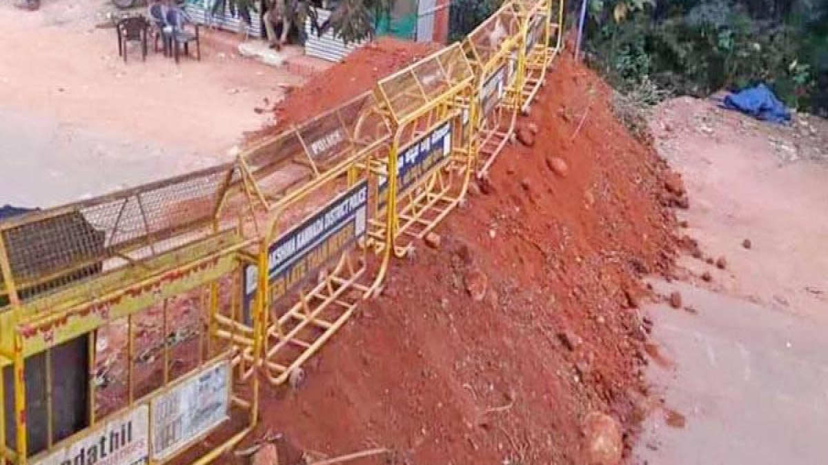 Road connecting Kasargod cannot open: Karnataka says in HC