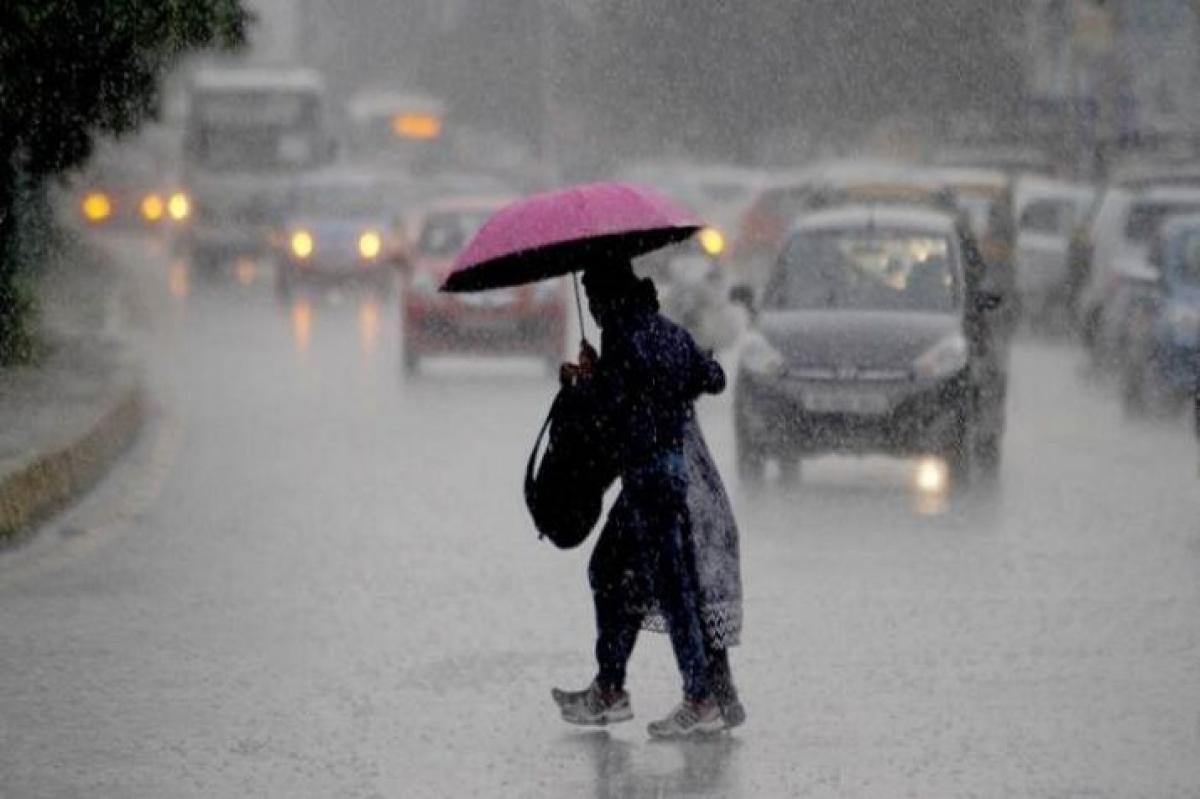 कई इलाकों में बारिश का कहर