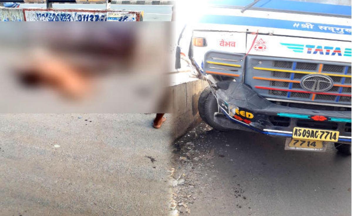 जामताड़ा: आपस में टकराया गैस लदा ट्रक और तेल टैंकर, दो लोगों की मौत, दो गंभीर