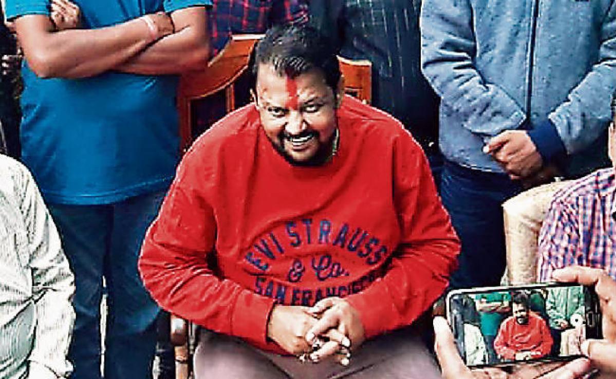 झारखंड विधानसभा चुनाव 2019 : विष्णु भैया ने कहा, अब जामताड़ा में नहीं खिलेगा कमल, आज लेंगे समर्थकों की राय