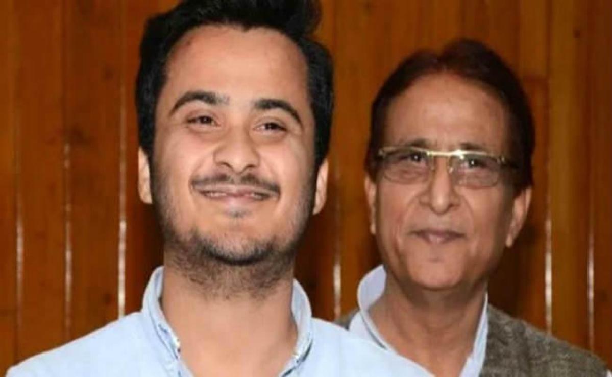 सपा सांसद आजम खान के बेटे अब्दुल्ला खान की विधायकी खत्म, कोर्ट ने सुनाया फैसला
