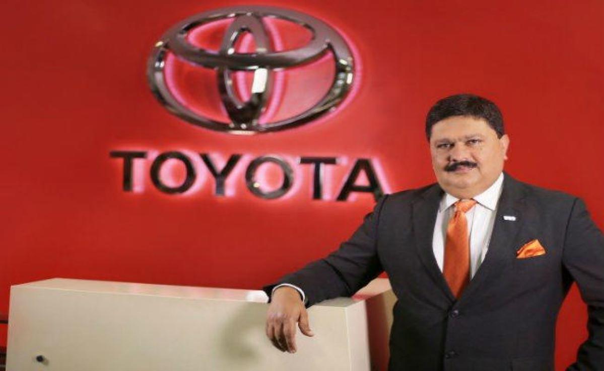 बजट 2020 : टोयोटा की कबाड़ नीति लाने और वाहन खरीद पर आयकर लाभ देने की अपील