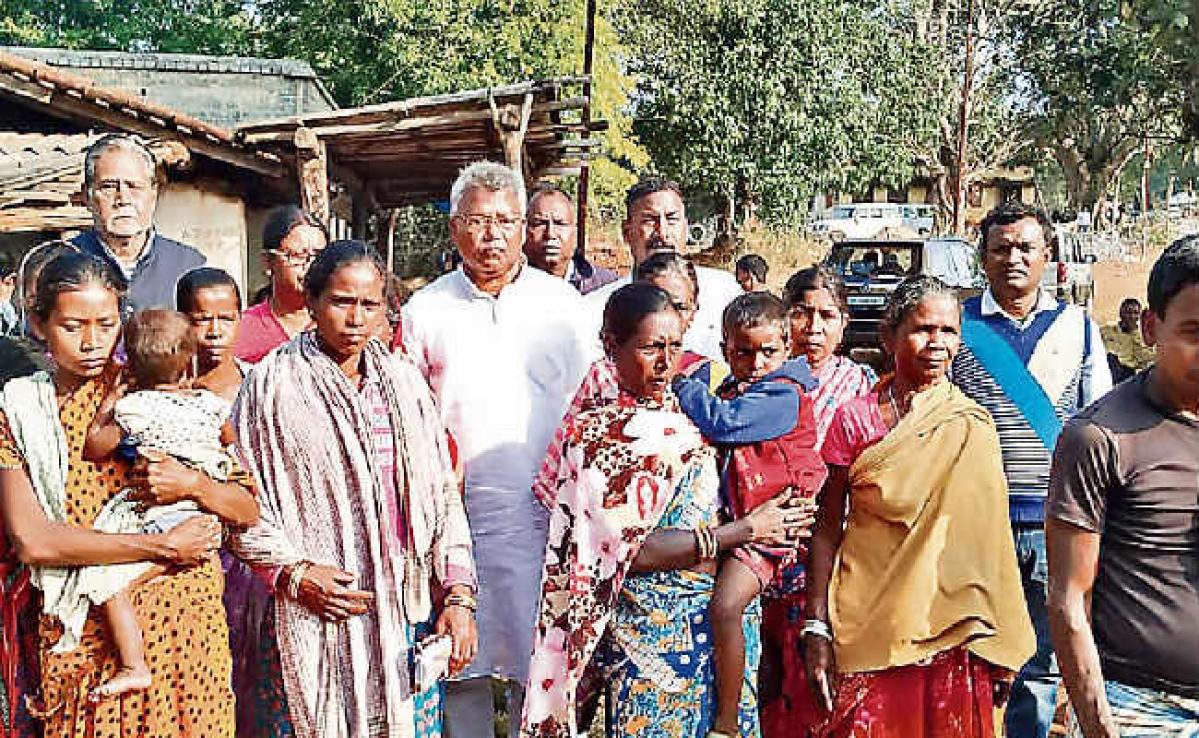 सोनुआ : नरसंहार के पीछे नक्सली लड़ाई नहीं, एनआइए जांच करे : जदयू