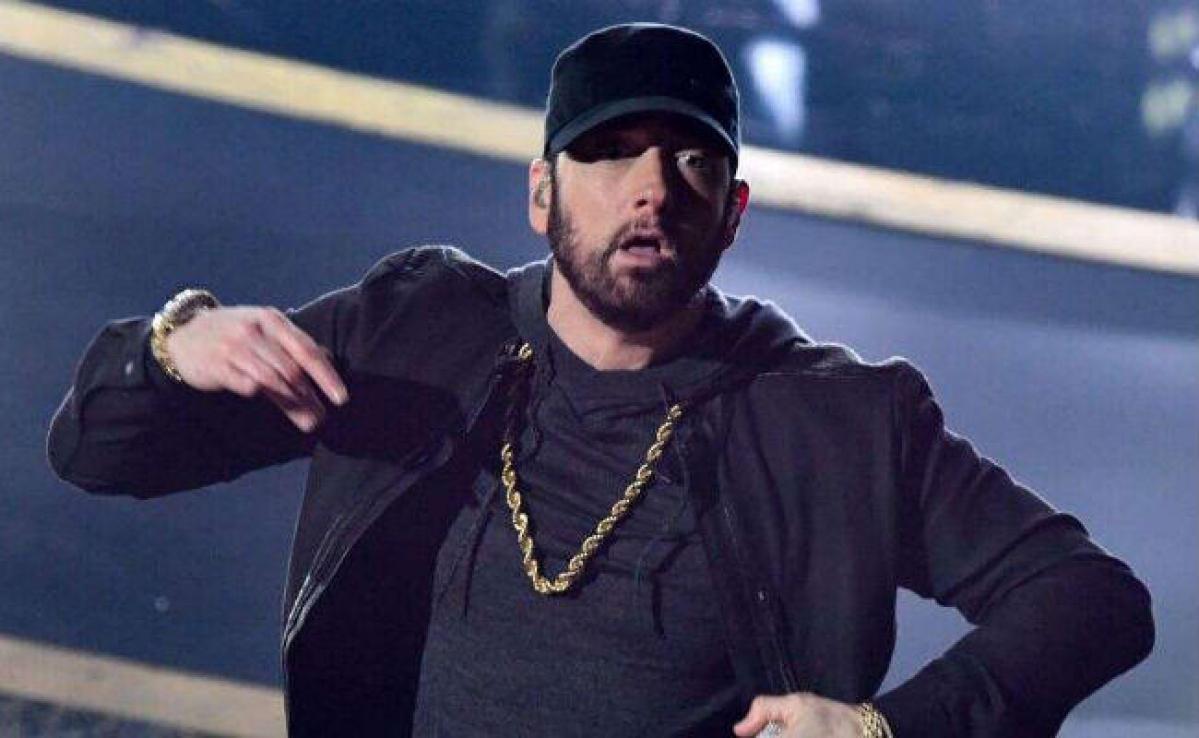 Oscars 2020: रैप के भगवान Eminem बोले- माफी चाहता हूं, यहां आने में 18 साल लग गए...