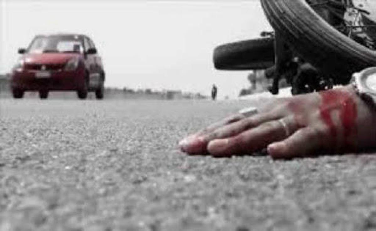 भतीजे की अंत्येष्टि से लौट रहे चाचा की सड़क हादसे में मौत