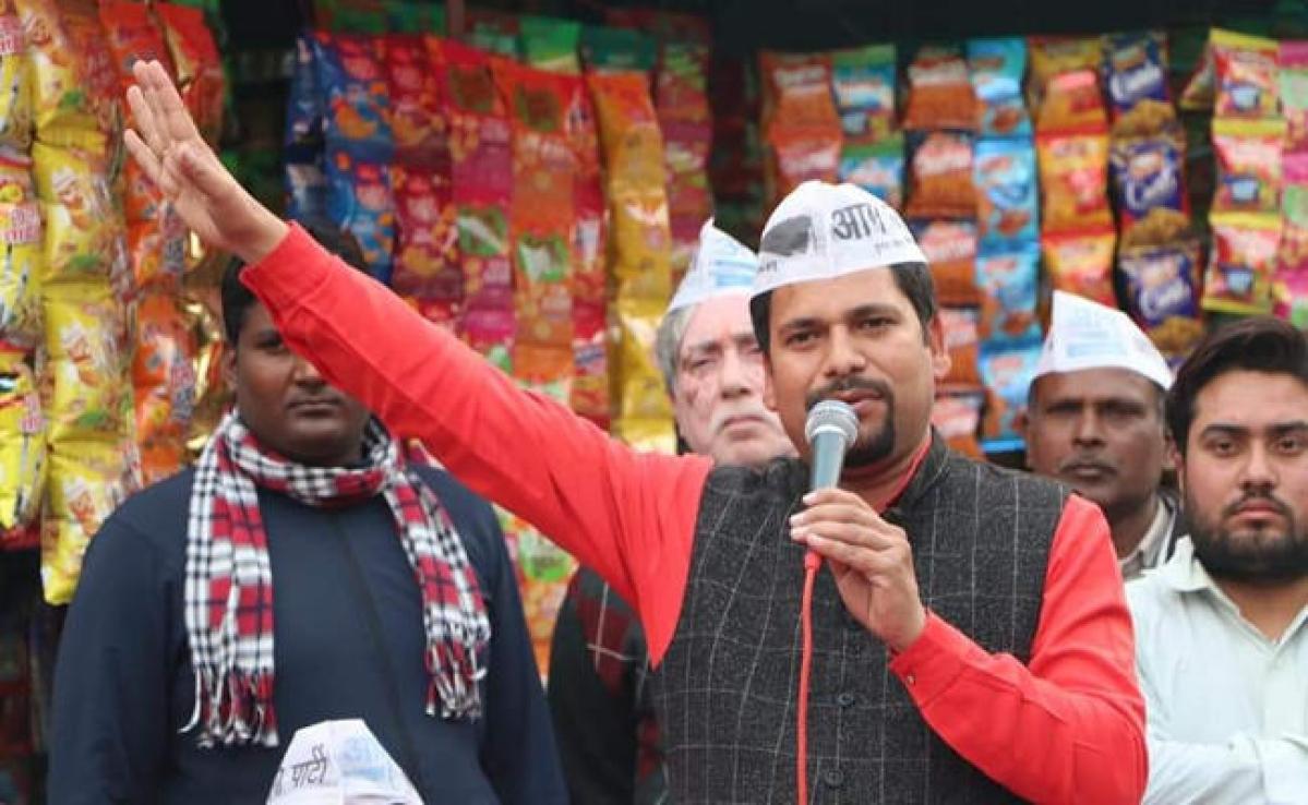 दिल्ली विधानसभा चुनाव 2020 के सबसे बड़े विजेता बने मधुबनी के संजीव झा