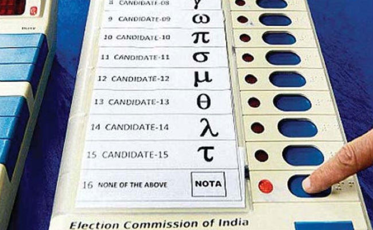 Delhi Assembly Elections: NOTA को मिले 43 हजार से ज्यादा वोट