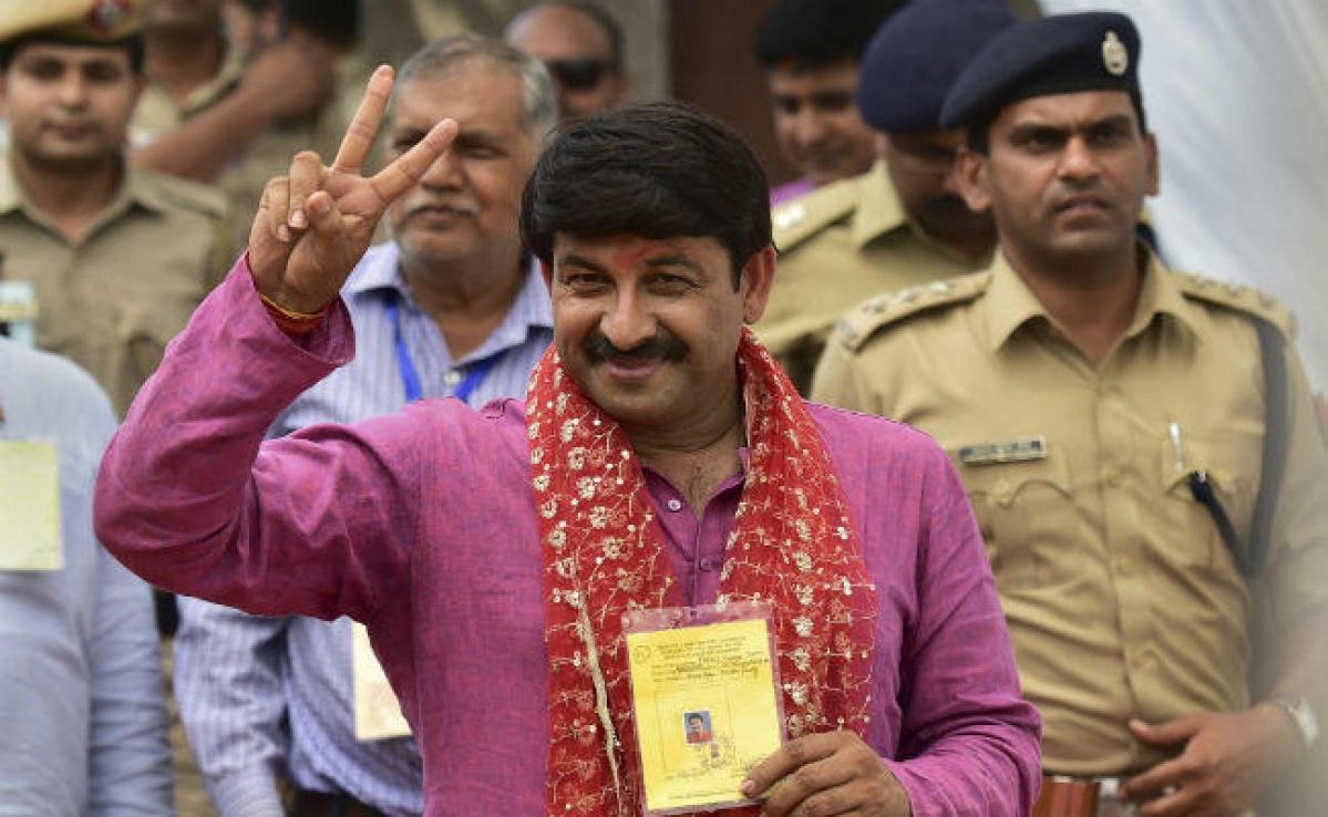 दिल्ली विधानसभा चुनाव में करारी हार की समीक्षा के लिए, भाजपा ने सिलसिलेवार बैठक की