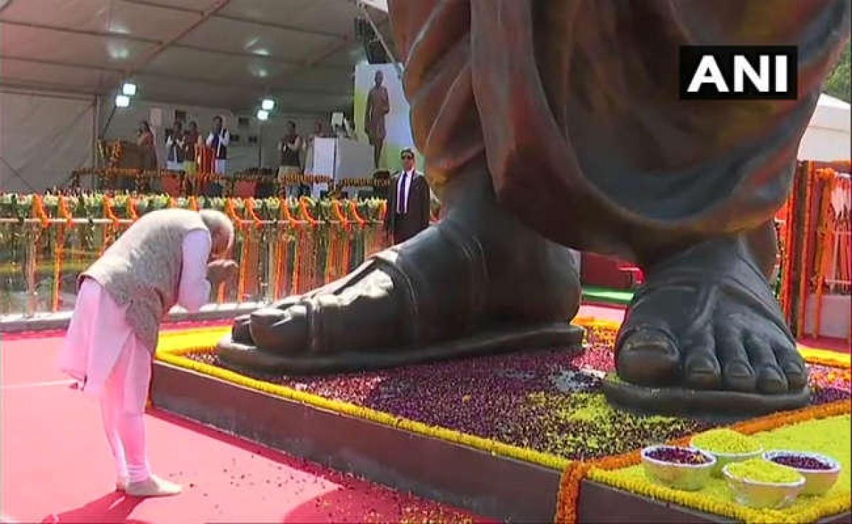PM modi varanasi visit :  पीएम मोदी ने अपने संसदीय क्षेत्र को दी 12 सौ करोड़ की सौगात