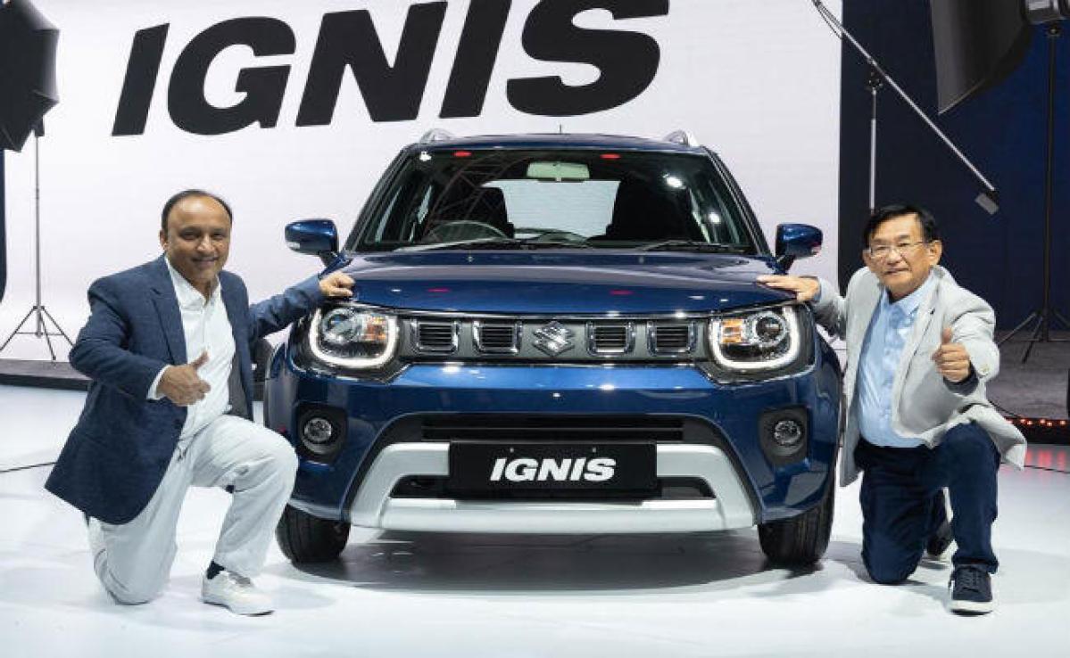 Maruti Suzuki ignis भारत में लॉन्च, कीमत सुनकर हो जाएंगे खुश