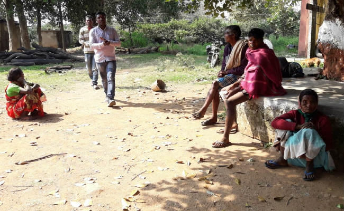 जंगल में मिला महिला का शव, एक सप्ताह पहले हत्या कर जंगल में फेंकने की आशंका