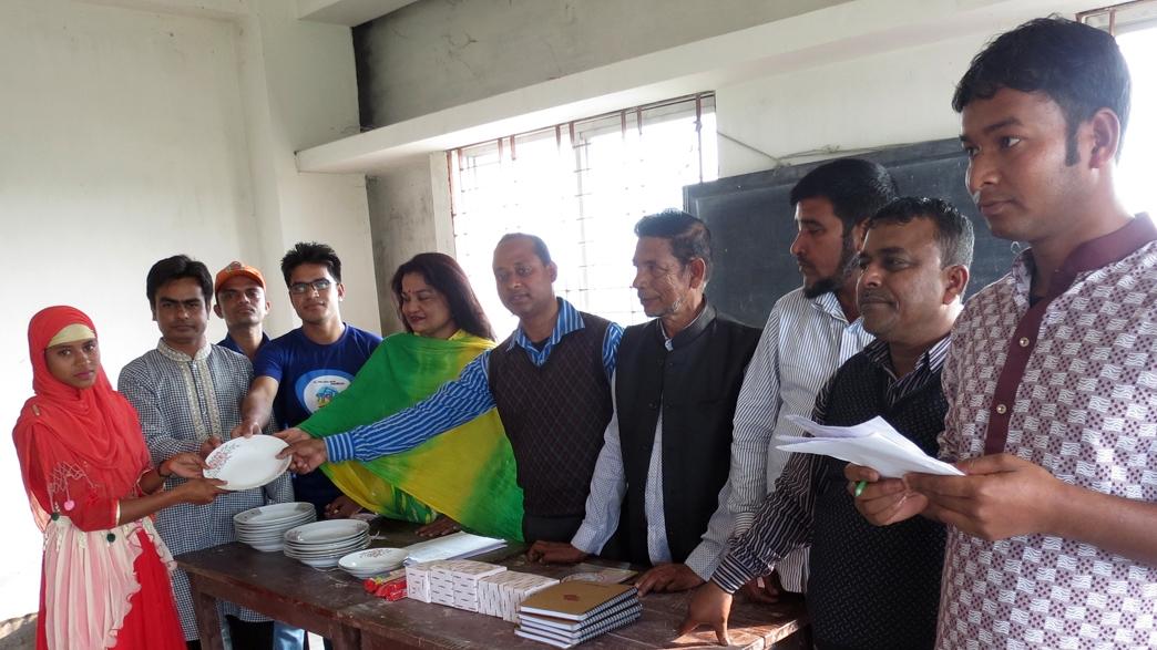 মদনপুর আলোর পাঠশালায় বার্ষিক ক্রীড় প্রতিযোগিতা ২০১৮