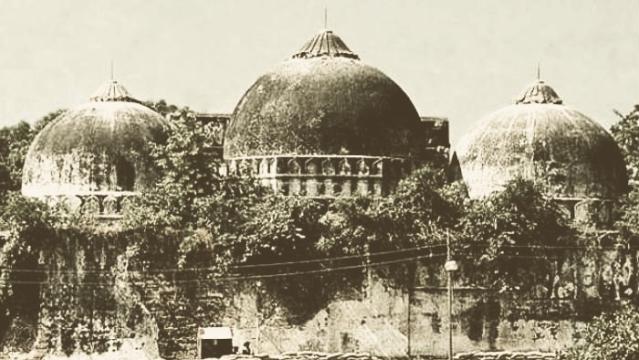 تصویر: بابری مسجد