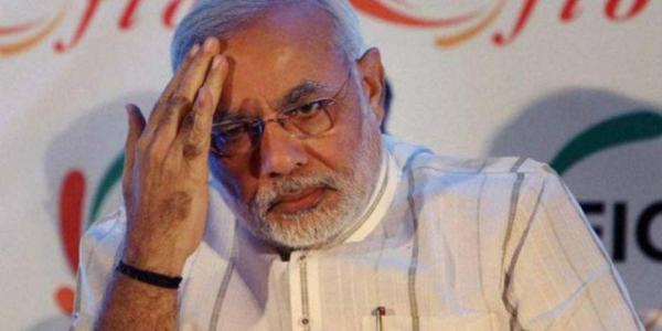 وزیر اعظم نریندر مودی کی فائل تصویر