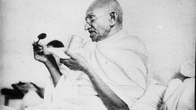 بابائے قوم مہاتما گاندھی