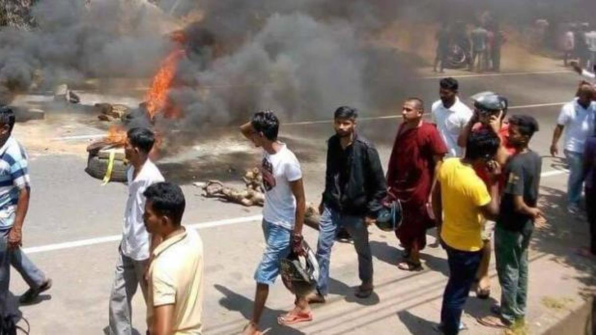 سری لنکا میں مسلم مخالف تشدد، ایمرجنسی نافذ