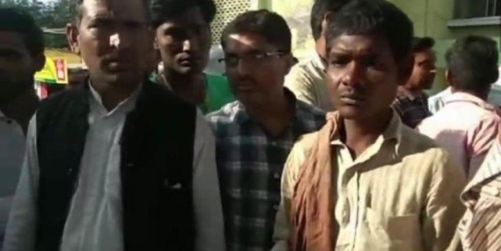 مدھیہ پردیش میں بھوک کی وجہ سے دو سالہ معصوم بچی کی موت