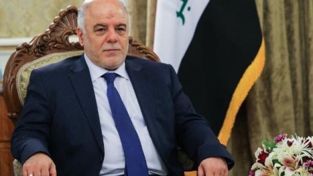 عراق کے وزیراعظم حیدر العبادی