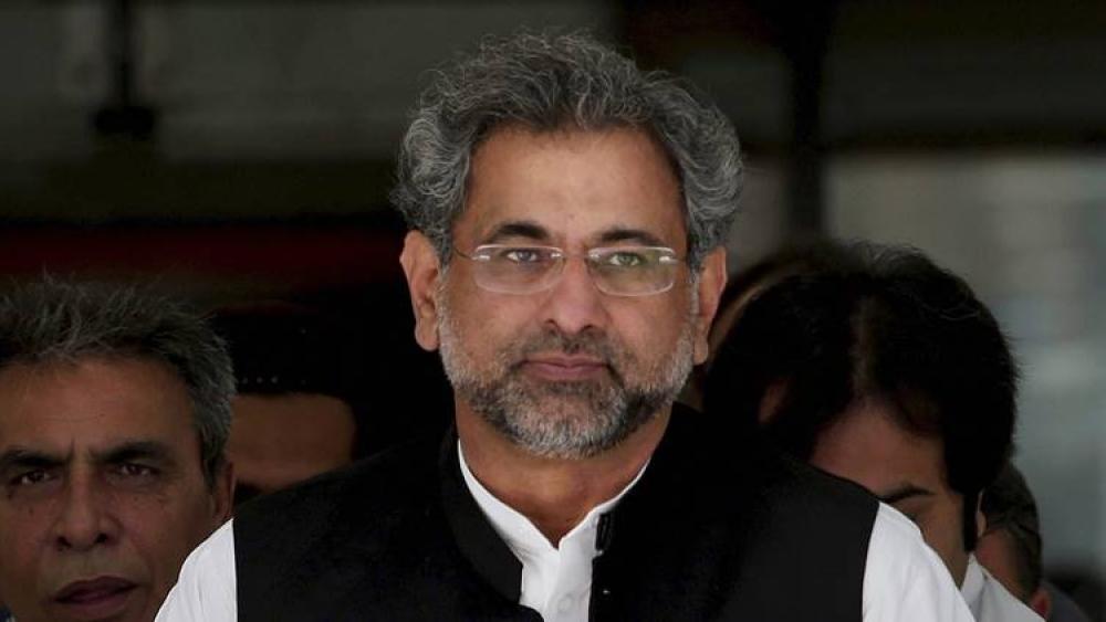 وزیر اعظم پاکستان شاہد خاقان عباسی