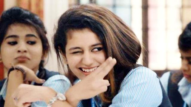 ملیالی اداکارہ پریا پرکاش وریر