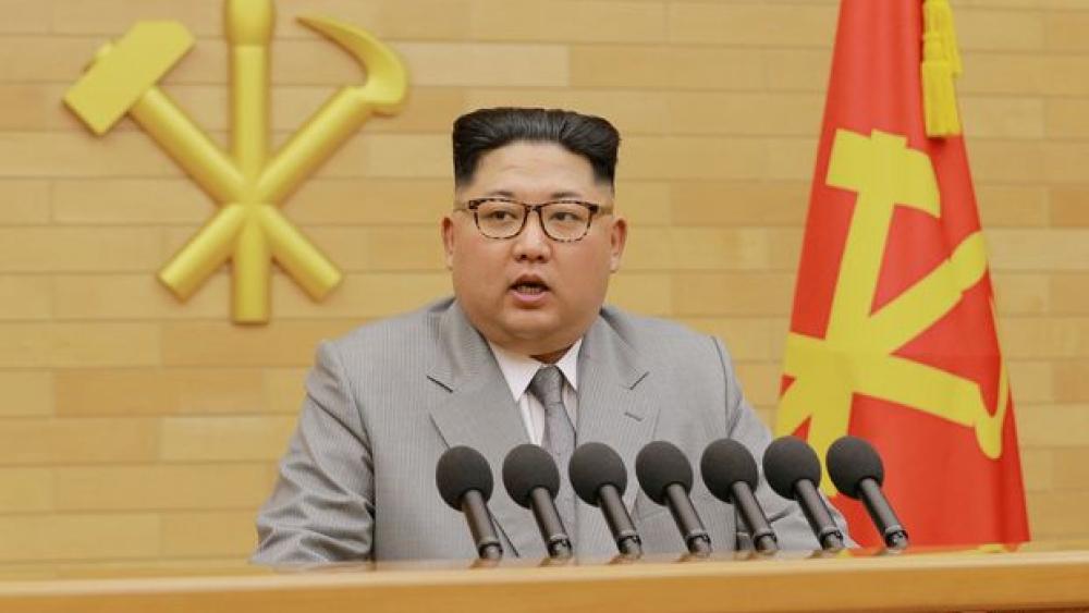 شمالی کوریا کے رہنما کم جونگ ان