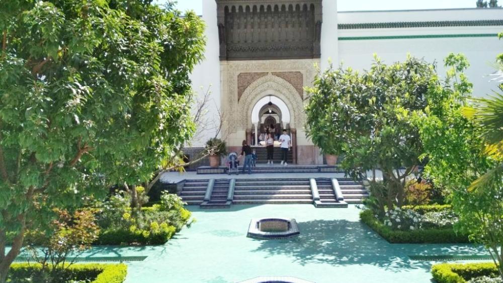 پیرس کی گرینڈ مسجد