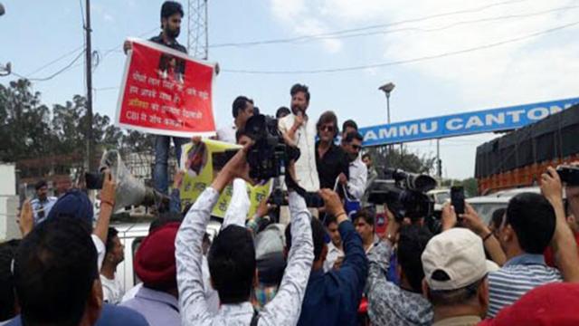 جموں و کشمیر حکومت سے مستعفی بی جے پی وزیر  چودھری لال سنگھ