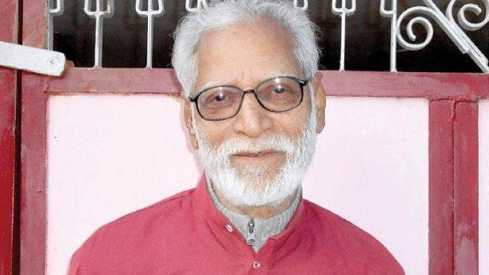 وارانسی کے رہنے والے معروف ناول نگار کاشی ناتھ سنگھ